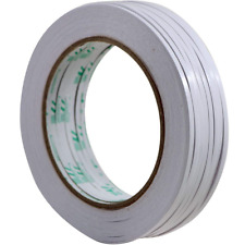 16.4 Yards Long, 6, 8, 10, 15, 20 mm Wide Invitation Cards Photos DIY Crafts and Office School Stationery Supplies 8 Rolls Double-Sided Tape Adhesive Sticky Tapes for Scrapbooking Paper