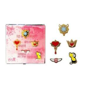 Card-Captor-Sakura-Exhibition-Commemoration-Pins-set