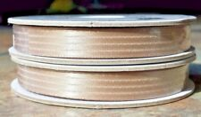 "24 Rolls Stampin/' Up /""Tangelo Twist/"" Stitched Satin Ribbon 3//8/"" x 10 yds NEW"