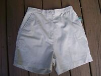 Marsh Landing Casual Shorts...size: 8...color: Sand...new With Tag