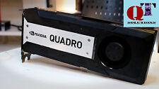 Nvidia Quadro K6000 12GB GDDR5 PCIe 3.0 x16 Professional CAD Video Graphics Card
