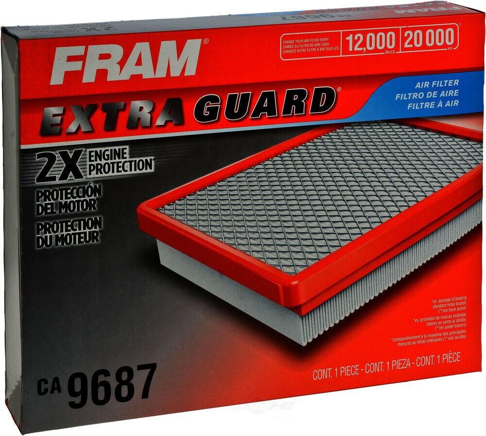 Fram CA9687 Extra Guard Panel Air Filter