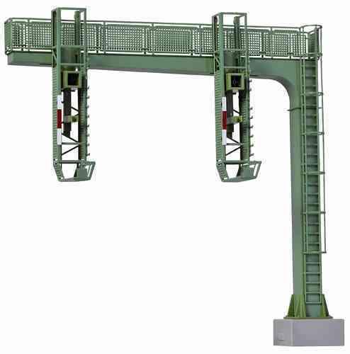 SH Viessmann 4755 ponte di segnale con tecnologia Multiplex senza segnale teste