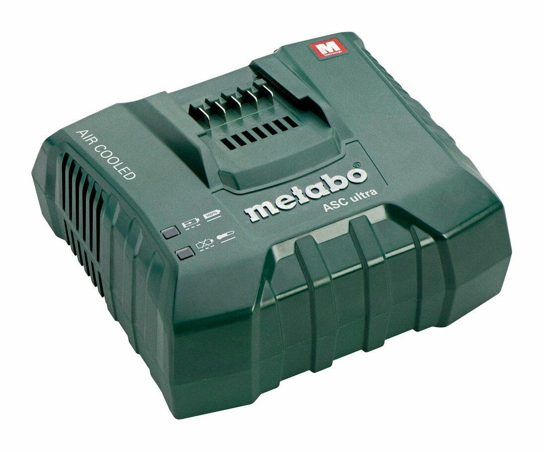 Metabo Schnellladegerät ASC Ultra 14,4-36 V Air Cooled EU - 627265000