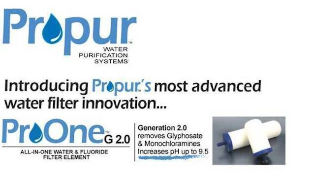 Propur PROONE-G 2.0 5  Filter Filter Filter Elements 1 PAIR - SUPPORT A NONPROFIT ORG e11e78