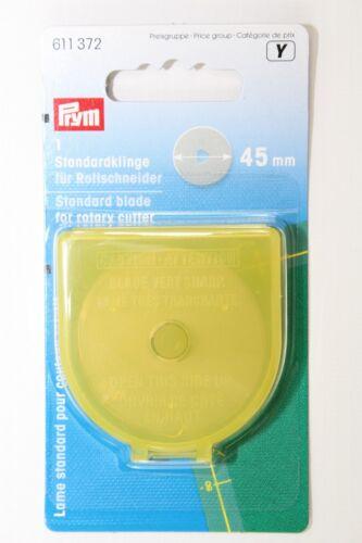 Nr 611372 1 Standardklinge für Rollschneider ø 45mm von Prym Art.