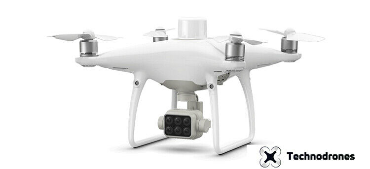 Great Offer!!! Get your DJI PHANTOM 4 MULTISPECTRAL US VERSION NOW at WOW PRICE!