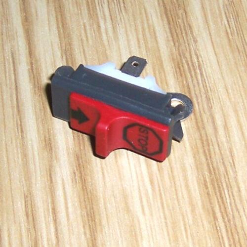 Stopschalter passend Husqvarna 242xp xpg 246  motorsäge kettensäge neu
