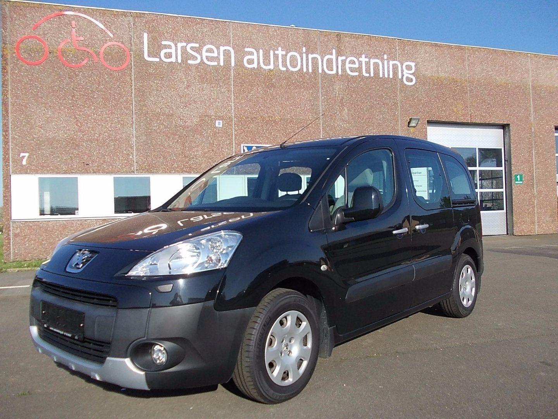 Peugeot Partner Tepee 1,6 VTi 98 Active 5d - 282.000 kr.