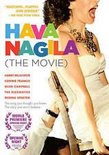 HAVA NAGILA (The Movie) 2013 DVD W/ Bonus Features  NEW