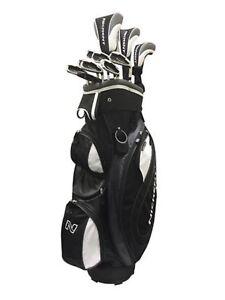 Nickent-4DX-White-Package-Golf-Set-Right-Hand-Reg-Flex-Std-Length