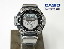 CASIO COLLECTION SGW-300H ALTIMETER BAROMETER