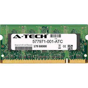2GB-DDR2-PC2-6400-800MHz-SODIMM-HP-577971-001-Equivalent-Memory-RAM