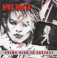 NINA HAGEN - CD - PRIMA NINA IN EKSTASY  ( Rar )