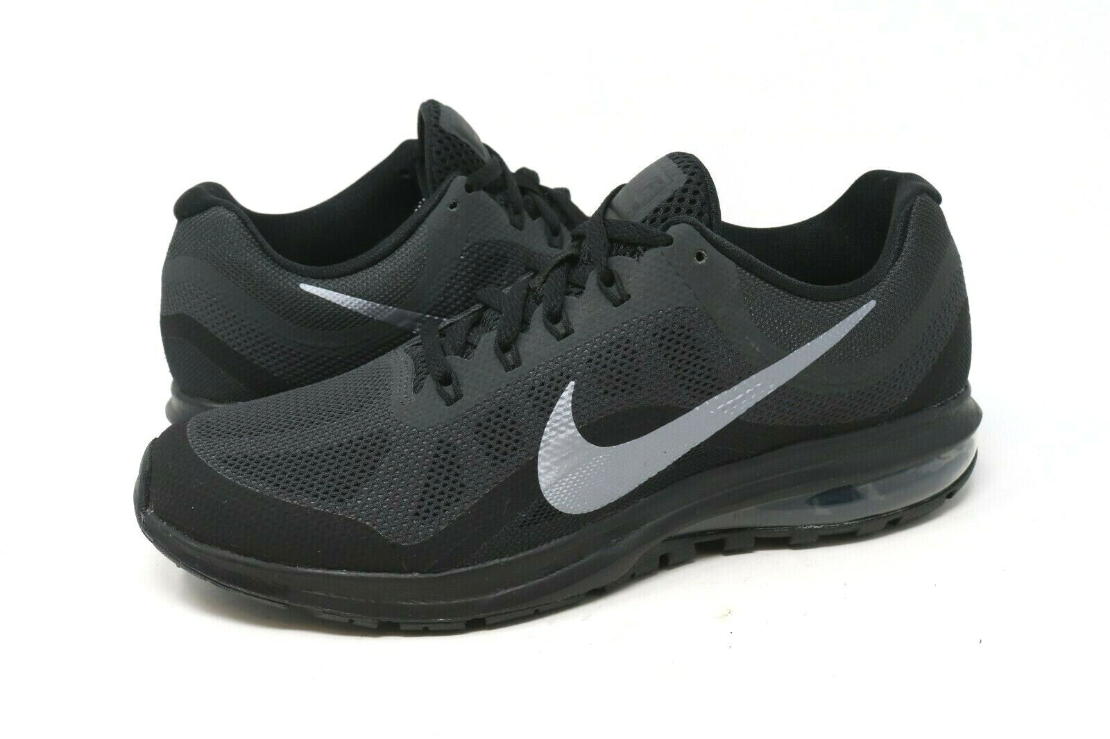 Nike Air Max Dynasty 2 Men's Running Shoes Black Anthracite Grey Size 8.5