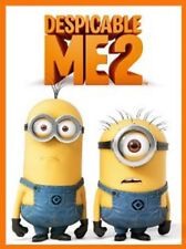Despicable Me 2 (DVD, 2013) ships out very fast