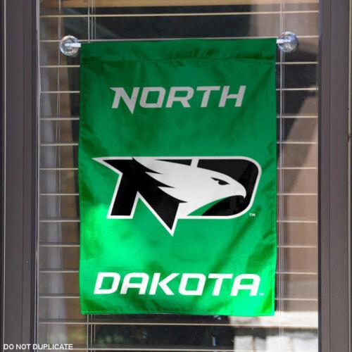 UND Fighting Hawks Garden Flag and Yard Banner