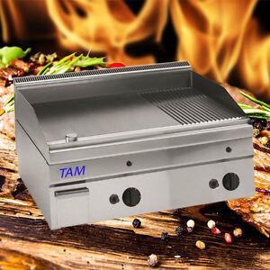 Nouvelle Mode Gaz Bratplatte Snack Tam-sgp70gr3 D1-afficher Le Titre D'origine