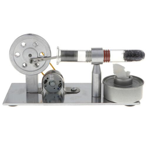 Schwungrad Stirlingmotor Motor Modell Wissenschafts Physik Lernspielzeug