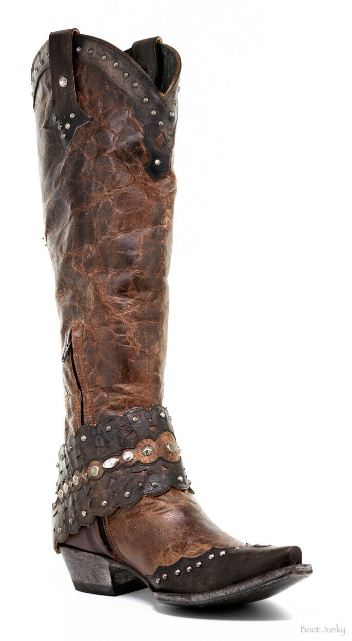 L2657-1 OLD GRINGO JERELY COWGIRL ZIPPER 18