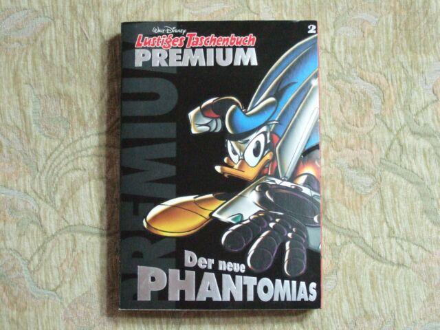 Lustiges Taschenbuch Walt Disney Premium Band 2 - Der neue Phantomias von 2012