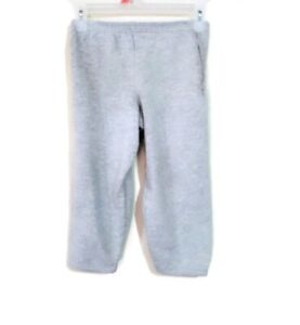 Hanes-boys-sweatpants-sz-small-4-5-gray-pockets-pants-sweats-youth-kids-children