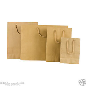 paper bags with string handles