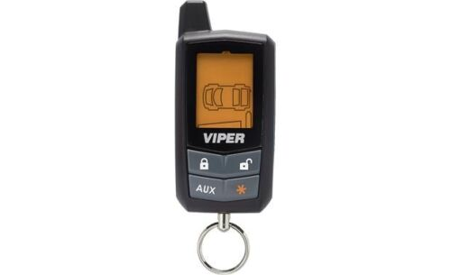 Viper 7345V 2-way Replacement LCD Remote for Viper Responder 350 Security System