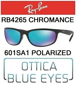 0984a66108b Occhiali da Sole RAYBAN RB 4265 601SA1 CHROMANCE Sunglasses Ray Ban ...