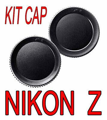 KIT TAPPO CORPO RETROBIETTIVO PER PENTAX 6X7 67 BODY CAP REAR CAP CAMERA LENS