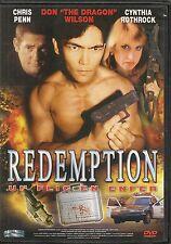 DVD ZONE 2--REDEMPTION UN FLIC EN ENFER--DON WILSON THE DRAGON/ROTHROCK/PENN