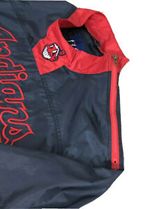 Chief-Wahoo-Vintage-Pullover-Fans-Gear-Size-L-Cleveland-Indians