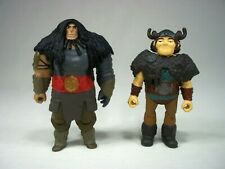 """How to Train Your Dragon Drago Viking Warriors Action Figure 3.75/"""""""
