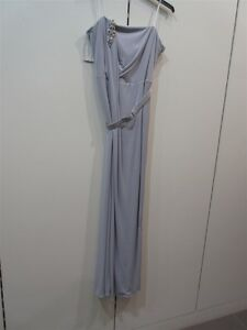 Matthew-Eager-Strapless-GOWN-WITH-BELT-Size-14-BNWT-RRP-429-FREE-POST-E20