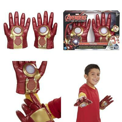 Discontinued by Marvel Avengers Age of Ultron Iron Man Arc FX Armor