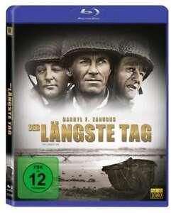 Il giorno più lungo [2 Blu-Ray 's/Nuovo/Scatola Originale] John Wayne, Henry Fonda, Richard Burton