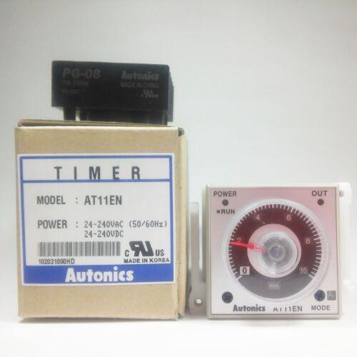 start Analog Multi Timer AT11EN  Singnal on off delay Interval Flicker