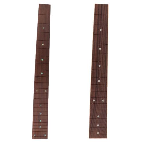 Palisander Gitarren Griffbrett  24//10 Guitar Fretboard Gitarre DIY Zubehör