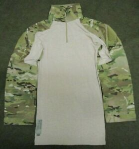 Neuf-Original-Us-Sceau-Crye-Precision-Personnalise-Armee-Combat-AC-Chemise