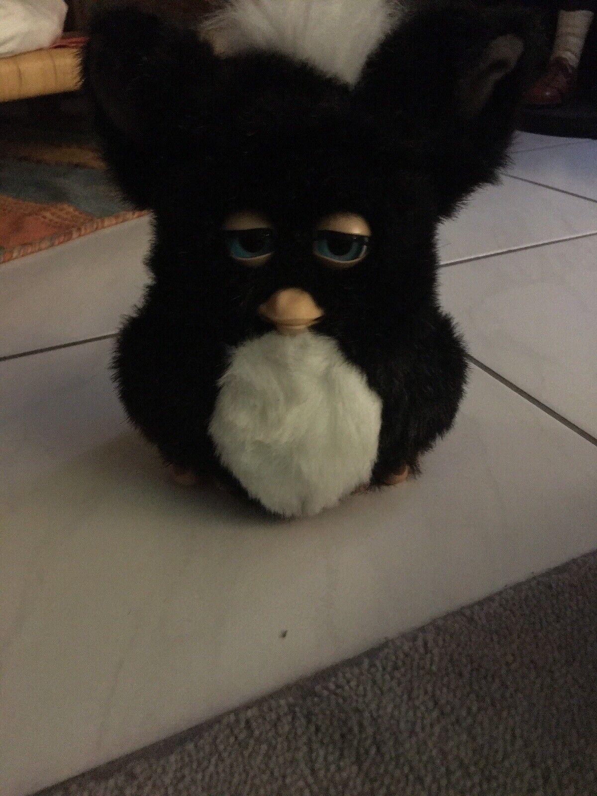 Furby rk 1386 - Schwarz - 2005 Edition