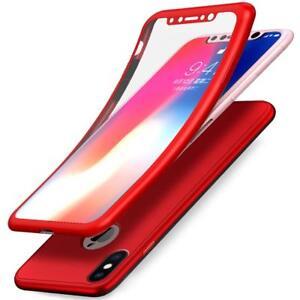 coque miroir iphone xr rouge