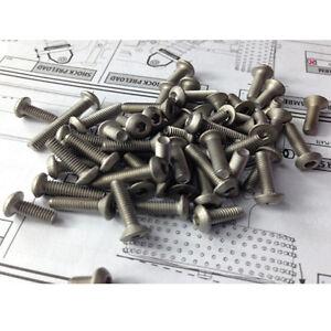 Stainless steel screws Set For Xray XB8 2016