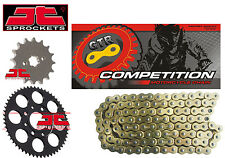 GTR Oro Heavy Duty 428 Unidad Cadena & JT Sprocket Upgrade Kit Honda MSX125 GROM