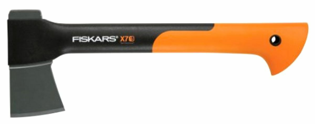 Fiskars X7 Hatchet 14 Inch Great For Hikers Campers Outdoors Chop Small Med Logs