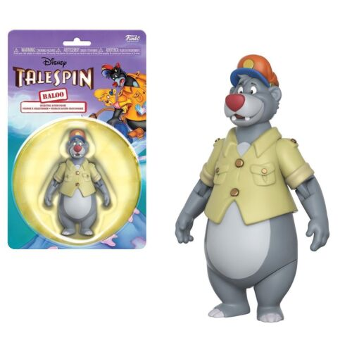 Funko DISNEY TALESPIN Baloo Action figure da collezione