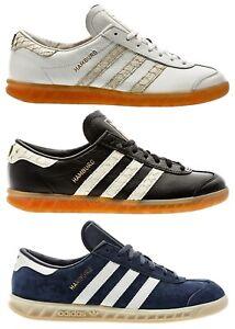 Adidas-Originals-Hamburgo-Hombre-Zapatillas-Deportivas-para-Zapato-de-Deporte