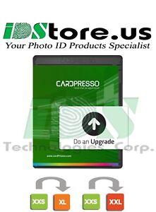Cardpresso Xxs édition Mise à Niveau Logicielle Pour Xl Ou Xxl Editions (toutes Les Régions)-afficher Le Titre D'origine