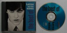 Katrina And The Waves Best Of Rare Canada 1991 CD