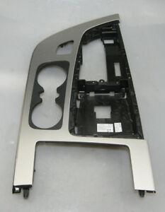 Audi-SQ7-4M-Mittelkonsole-Einsatz-Dekor-Alu-gebuerstet-4M1864241F-Orig-6887