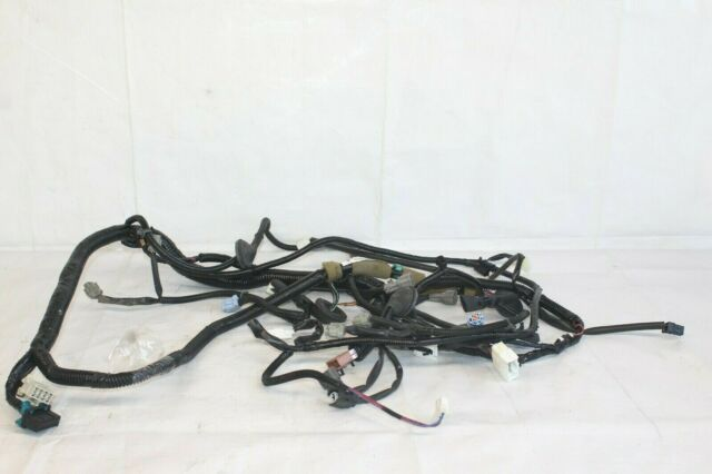 2004 NISSAN 350Z Z33 ROADS #118 FACTORY CONVERTIBLE TRUNK WIRE HARNESS |  eBayeBay